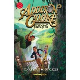 Addison Cooke şi comoara incaşilor