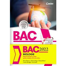 Bacalaureat 2022 - Biologie. Notiuni teoretice si teste pentru clasele a XI-a si a XII-a