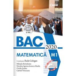 Bacalaureat 2020 - Matematica