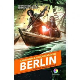 BERLIN. Lupii din Brandenburg (vol4 din seria Berlin)