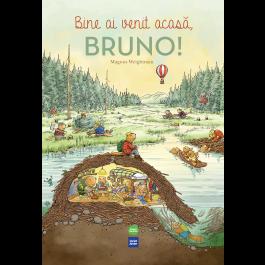 Bine ai venit acasa, Bruno!
