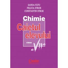 Chimie, caietul elevului pentru clasa a VII-a