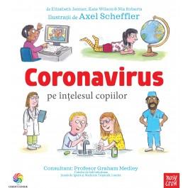 Coronavirus pe înțelesul copiilor