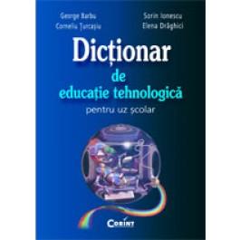 Dicţionar de educaţie tehnologică