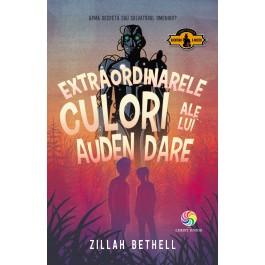 Extraordinarele culori ale lui Auden Dare