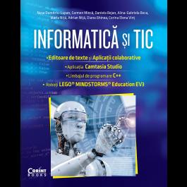 Informatică și TIC clasa a VII-a. Editoare de text și aplicații colaborative, Camtasia Studio, C++, EV3