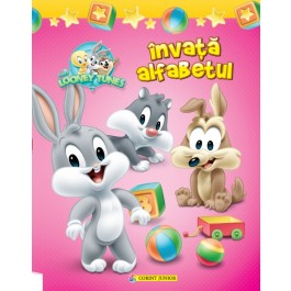 Învaţă alfabetul. Baby Looney Tunes
