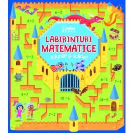 Labirinturi matematice – Adunări și scăderi