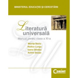 Literatură universală - Manual pentru clasa a XI-a
