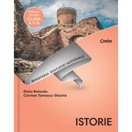 Istorie - Manual pentru clasa a V-a / Rotundu
