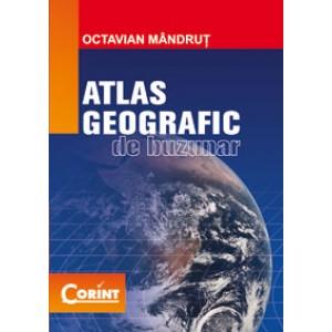Atlas geografic de buzunar