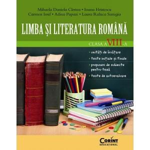 LIMBA SI LITERATURA ROMANA CLASA a VIII-a