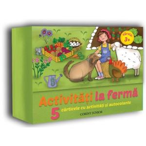 Activităţi la fermă