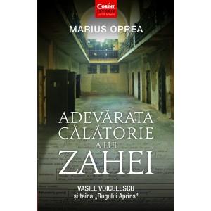 """Adevărata călătorie a lui Zahei. Vasile Voiculescu şi taina """"Rugului Aprins"""""""