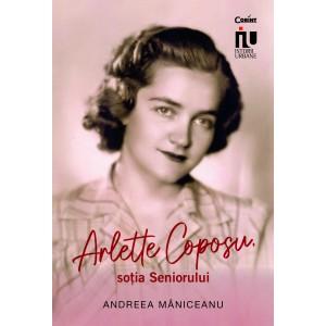 Arlette Coposu, soția Seniorului