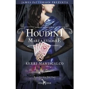 Houdini.Marea evadare (vol.3 din seria Anchetele lui Audrey Rose)