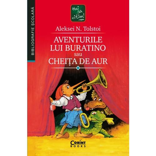 Aventurile lui Buratino sau Cheiţa de Aur
