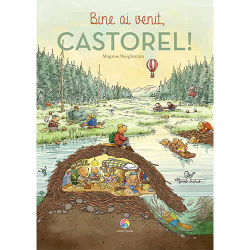 Bine ai venit, Castorel!