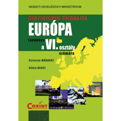Geografia continentelor (lb.maghiară) - Manula pentru clasa a VI-a