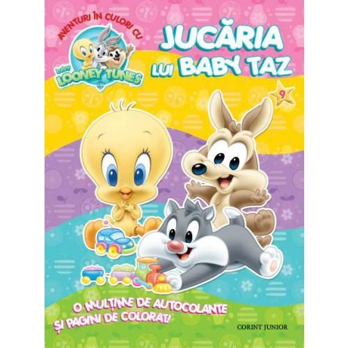 Aventuri în culori cu Baby Looney Tunes. Jucăria lui Baby Taz