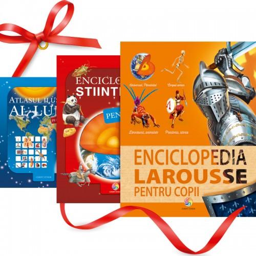 Pachet Enciclopedii (3 carti)