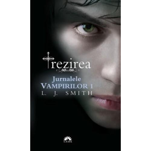 Trezirea (Jurnalele Vampirilor, vol. 1) - editie de buzunar