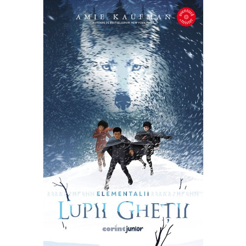 Lupii ghetii (vol.1 din Seria Elementalii)