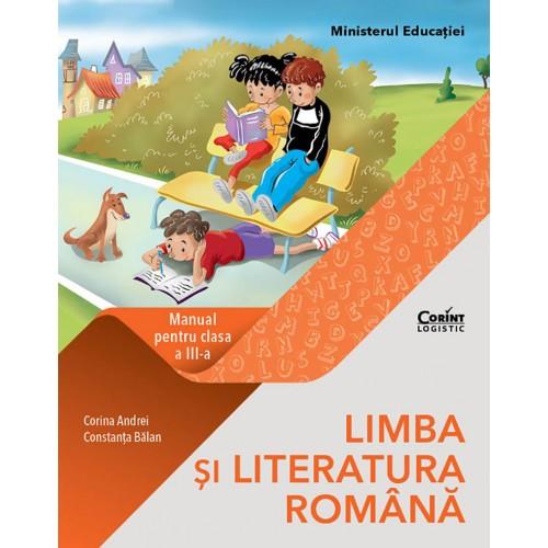 Limba si literatura romana. Manual pentru clasa a III-a