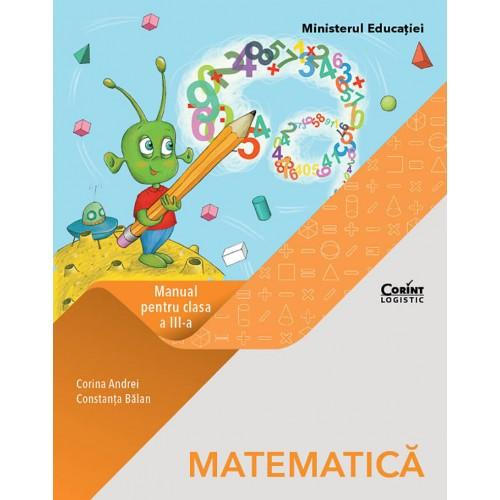 Matematică. Manual pentru clasa a III-a