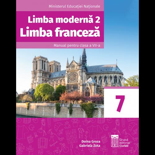 Limba franceză L2 - Manual pentru clasa a VII-a