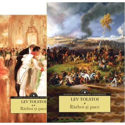 Război şi pace (vol.I şi vol.al II-lea)