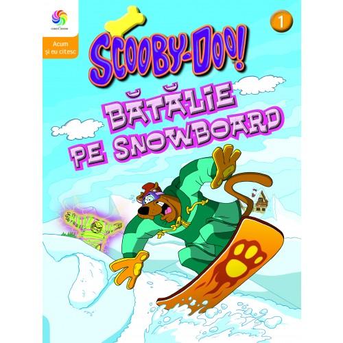 Scooby-Doo! Bătălie pe snowboard