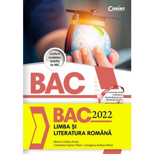 Bacalaureat 2022 - Limba și literatura română