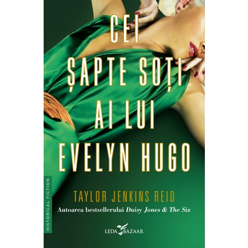 Cei sapte soti ai lui Evelyn Hugo