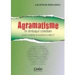 Agramatisme în limbajul cotidian.