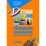 Dictionar de termeni geografici
