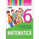 EVALUARE FINALA CLASA A VI-A. MATEMATICA