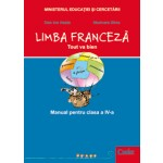 Limba franceză - Manual pentru clasa a IV-a