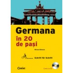 GERMANA IN 20 DE PASI (carte cu CD)