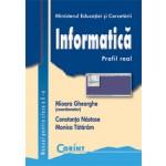 Informatică / profil real - Manual pentru clasa a X-a