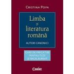 LIMBA SI LITERATURA ROMANA. AUTORI CANONICI
