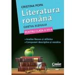 LITERATURA ROMANA. CAIETUL ELEVULUI PENTRU CLASA A VII-A