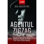 Agentul Zigzag. Dragoste, trădare şi spionaj în al Doilea Război Mondial