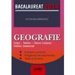 BACALAUREAT 2014 GEOGRAFIE. Europa – Romania – Uniunea Europeana – Probleme fundamentale