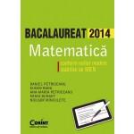BACALAUREAT 2014. MATEMATICA