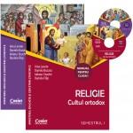 Religie. Cultul ortodox. Manual pentru clasa I (sem. I şi al II-lea)