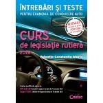 Curs de legislaţie rutieră 2022. Întrebări şi teste
