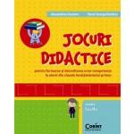 JOCURI DIDACTICE pentru formarea si dezvoltarea unor competente la elevii din clasele invatamantului primar (clasele I-a si a II-a)