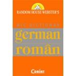 MIC DICTIONAR GERMAN-ROMAN