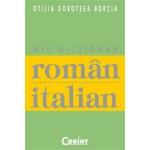 MIC DICTIONAR ROMAN-ITALIAN